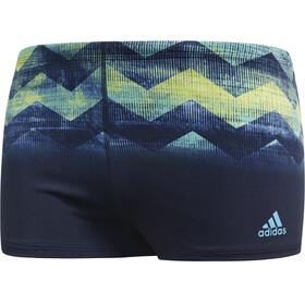 adidas Adizero Boxer Men Legend Ink/Semi Solar Yellow
